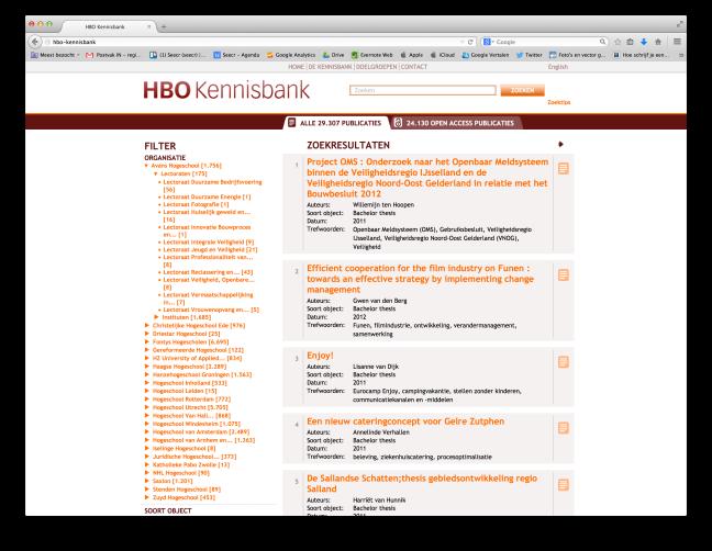 HBO Kennisbank
